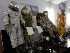 Step Inside the Russian Spacesuit Factory