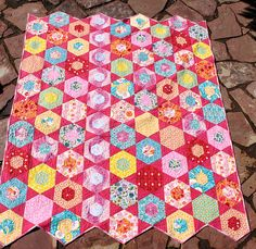 Golden Afternoon Quilt | Flickr - Photo Sharing!