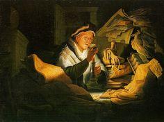 The rich fool (1627)
