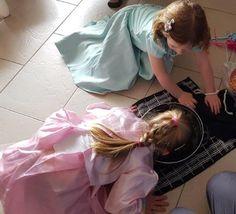 DIY prinsessenfeest Robin, Diys, Birthdays, Tulle, Anniversaries, Bricolage, Tutu, Robins, Do It Yourself