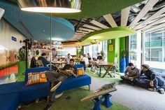 Gallery of Google Campus Dublin / Camenzind Evolution + Henry J. Lyons Architects - 16