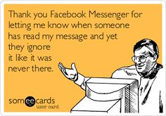 how to tell if someone has read your facebook message