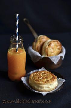 Pasta Sfoglia_Pithivier con ricotta radicchio e salsiccia                                  \ \ \ \ \ \