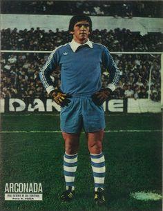 129 - Arconada (Real Sociedad de San Sebastián).