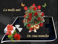 Felicitari muzicale de Ziua Numelui