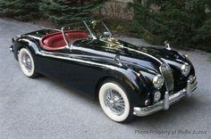 Michael Runnalls We Be Autos Ltd. Long Island, NY  -  Jaguar   from: autotraderclassics.com
