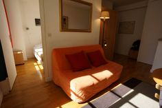We offer a wide range of apartments in Paris from studios to luxury 3 bedroom apartments.