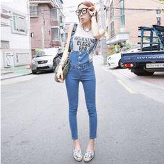 #highwaist #jeans #fashion #65daigou