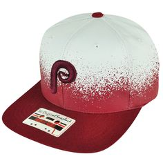 c57d08671ba71  MLB American Needle Philadelphia  Phillies Snapback Flat Bill White Red Hat  Cap from  22.95