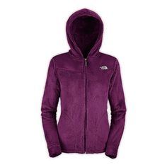14% Off was $140.00, now is $119.99! Women's The North Face Oso Hoodie Jacket Premiere Purple + Free Shipping Or Black