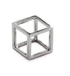 Statement Rings: Go Bold With These Beauties...Loving This Cubed Ring!