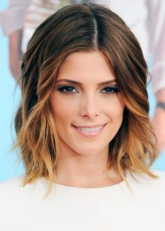 Ombre hair / cheveux ombrés Ashley Greene - Looking for Hair Extensions to refresh your hair look instantly? KINGHAIR® only focus on premium quality remy clip in hair.