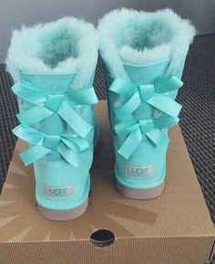 Turquoise Aquamarine Boots Uggs