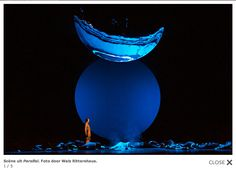 CONCEPTUALIST: ANISH KAPOOR / PARSIFAL / AMSTERDAM