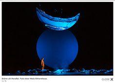 robert wilson scenography