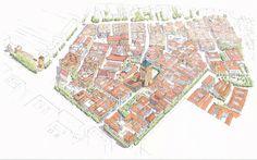 Cruz del Campo: uma alternativa patrimonial para reverter um megaprojeto urbano em Sevilha, Cortesia do Premio Rafael Manzano Martos