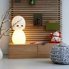Mr Maria Kokeshi Lampe