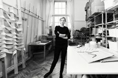 Getting to Know WoOL's Ingrid Heijne – X BANK Fine Arts School, Royal Academy Of Arts, Architect Design, Getting To Know, Light And Shadow, Wool, Interior Design, Nest Design, Home Interior Design