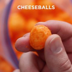 Mac 'N' Cheeseballs