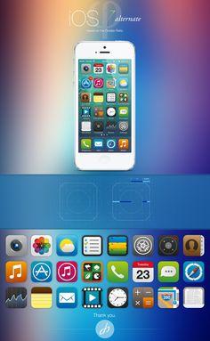 iOS7 alternate