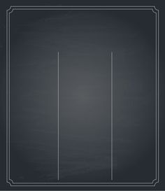 Chalkboard Quadro Lousa