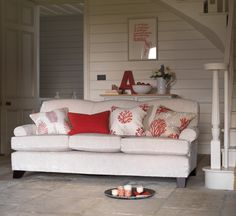 Carrington sofa from Multiyork.... fresh from the shoot