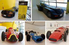 """Passado e Futuro - """"Visitando o Museo Casa Enzo Ferrari em Modena na Itália"""" by @Aprendiz Viajante"""