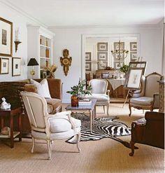 Betty-Burgessgilded chairs