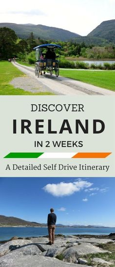 READ THIS!!! Discover #Ireland in Two Weeks - A Detailed Self Drive Itinerary #Travel