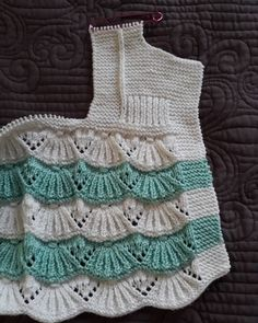 Knit Vest, Crochet Top, Diy And Crafts, Projects To Try, Blanket, Knitting, Creative, Baby, Women