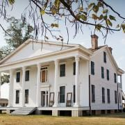c. 1859, Bolivar County, Mississippi, restored.