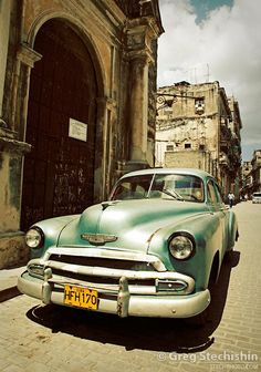 vintage cuban cars..Re-pin brought to you by agents of #Carinsurance at #Houseofinsurance in Eugene, Oregon