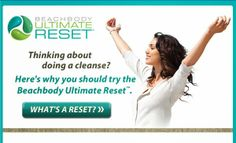 Ultimate Reset-Total Cleanse Challenge Pack on Sale! http://www.getfitwithbec.com
