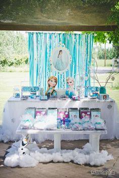 Frozen Birthday Party Ideas | Photo 39 of 41