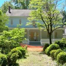 Courtland, Alabama, Pond Spring The Wheeler Home