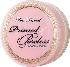 Too Faced Primed & Poreless pressed powder