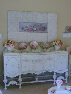 love this sideboard...Mammabellarte
