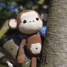 Monkey Amigurumi Amigurumi Pattern