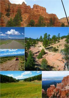 17 incredible ATV trails! Panguitch, Utah
