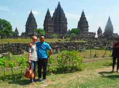 Parmbanan Temple  http://naniinbali.com/en/4th-day-in-yogya-prambanan-temple/