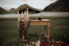 Daniel and Tyson // Queenstown Wedding Photographer — Chasewild - New Zealand Wedding Photography Wedding Looks, Red Wedding, Boho Wedding, Wedding Blog, Wedding Ideas, Wedding Tables, Autumn Wedding, Wedding Bouquet, Wedding Ceremony