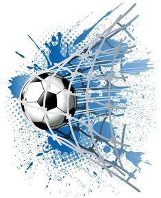 goal Canvas Print Pixers We live to change Soccer Scores, Soccer Aid, Soccer Boys, Nike Soccer, Head Soccer, Soccer Match, Soccer Memes, Fresco, Paintings