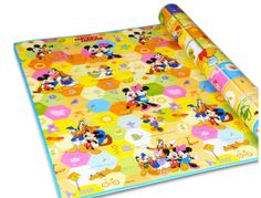 Plastic Outdoor Play Mat