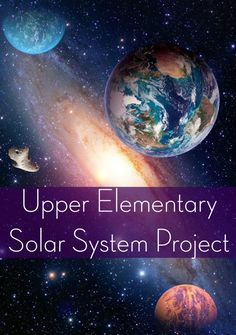 Solar System Project-A Scaled Solar System Activity