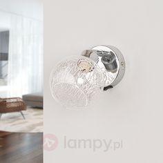 Elegancki spot sufitowy PAULINA z lampą G9 9970006