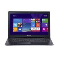 "Lenovo U530 Touch 15.6"" Ultrabook Refurbished - Silver 59RF0568 - Micro Center"
