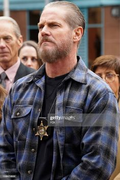 Brian Van Holt in the 10-8 Selfless episode of DEPUTY airing... News Photo - Getty Images Black Closet, Van, News, Black Cabinet, Vans, Vans Outfit, Black Hutch