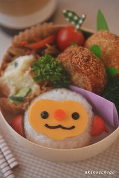 Your Japanese Bento at Home 1 : Osaru Bento (For beginner)   Bento&co