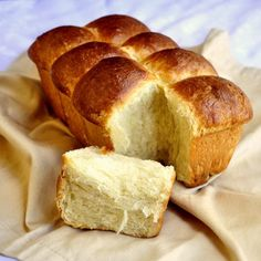 Brioche Brioche is perhaps the perfect brunch bread. Slightly sweet and made very rich with the inclusion of whole milk, eggsand plenty of dairy butter it is perfectly delicious to eat straight out of the oven but I alsoI use this great loaf for French toast or as the absolute best base for fantastic bread …
