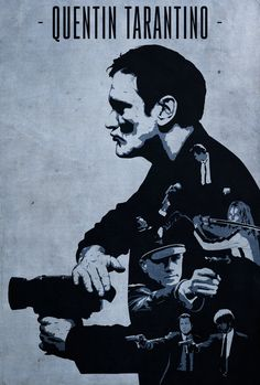Quentin Tarantino - Edward Julian Moran II